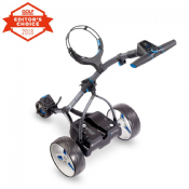 NEW Motocaddy S5 CONNECT DHC Electric Golf Trolley